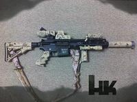 『HK416との最後の戦いが終わりました』