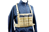 Willy-peet / SBT Go Time Stacker Chest Rig