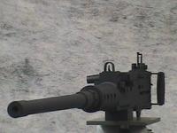 レプリカ50 CAL M2-HB 50キャリバー マシンガン