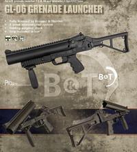 B&T GL-06 グレネードランチャー