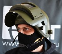 【訂正】SPO製 レプリカ K6-3 ヘルメット