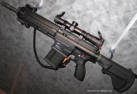 【試作品動画】VFC製 UMAREX/HK417 GBBライフル