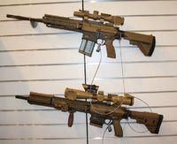 【製作予定か?】UMAREX HK G28 スナイパーライフル
