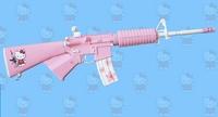 キティちゃん 痛銃 AR-15