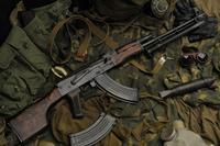 GHK AKMベース RPKガスブローバックライフル!その1