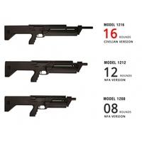 【実銃射撃】セミオートマチックショットガン 1216 Shotgun
