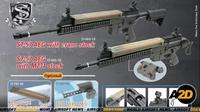【公式ライセンス】S&T製 AR-57電動ガン