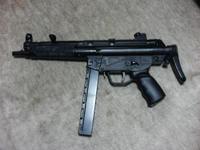 H&K MP5A3 ガスブローバック(東京マルイ)その1