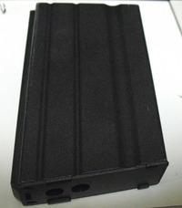 WE M16 M4 20連マガジン 塗装&ディテール修正
