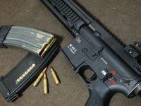 HK416 COMES