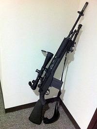 『M14の帰還』