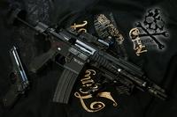 残り1挺限り!VFC HK416C 50mヘッドショットチューン即納可能!!