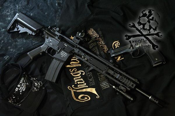 SR-16 E3 IWS Carbine URX3