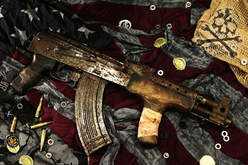 dystopia gun AIMR