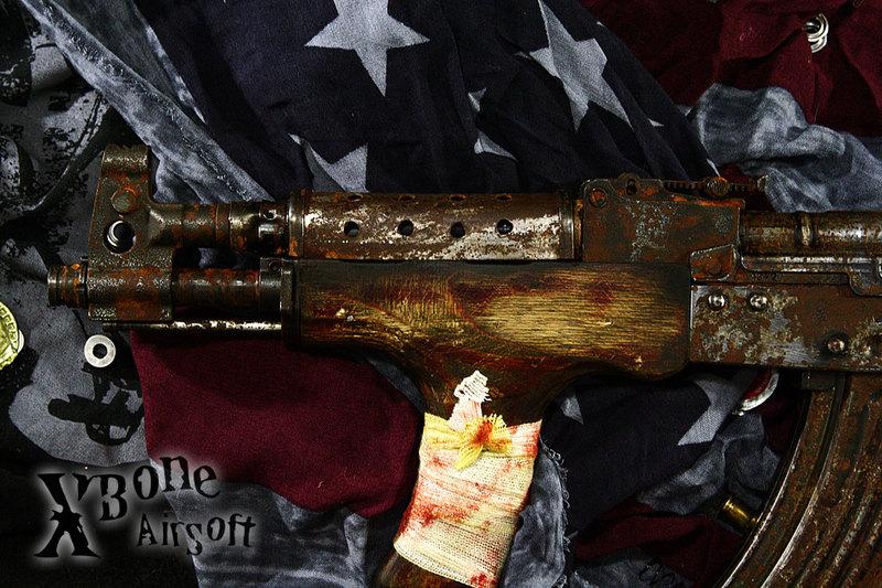 dystopia gun