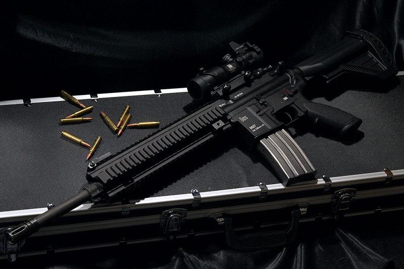 次世代M27 IAR