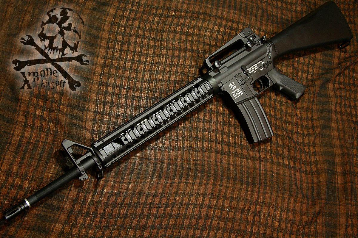 M16A4 M5RAS