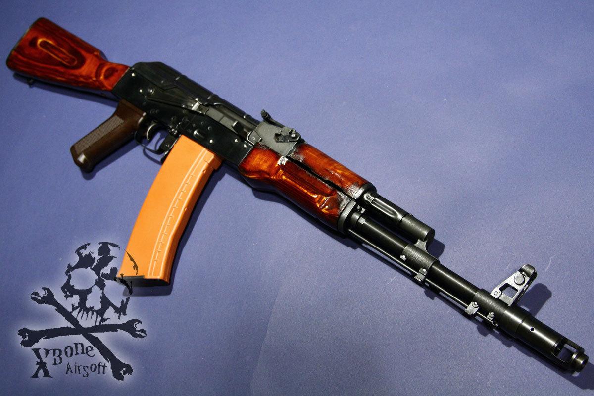 E&L AK74N リアルウッド