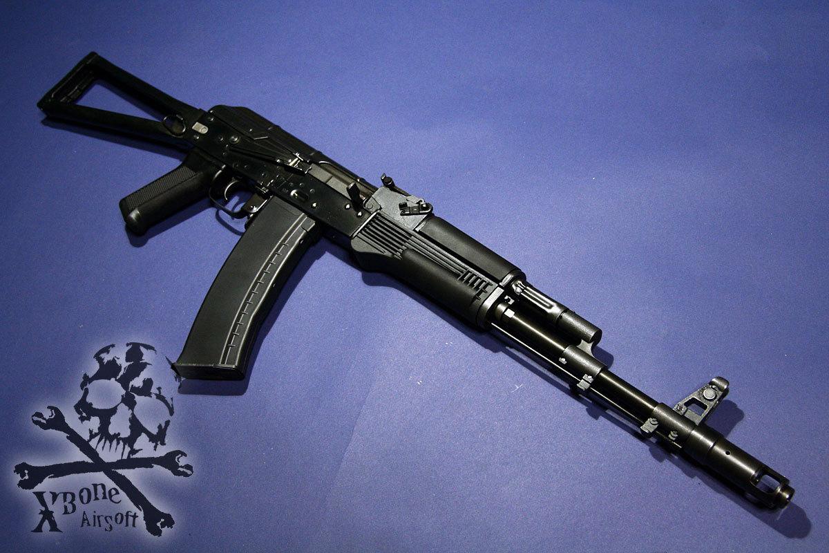 E&L AKS74MN エイジング