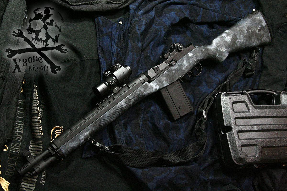 M14 SOCOM A-TACS