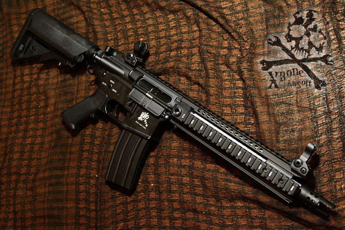 M4 PWS レール