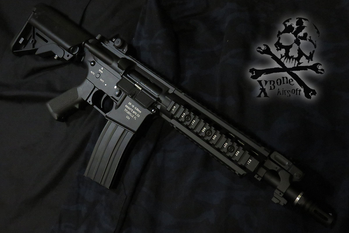 M4 SR-16 URX