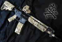 マルチカム アライド 塗装済みの M4 ヤフオク出品中!