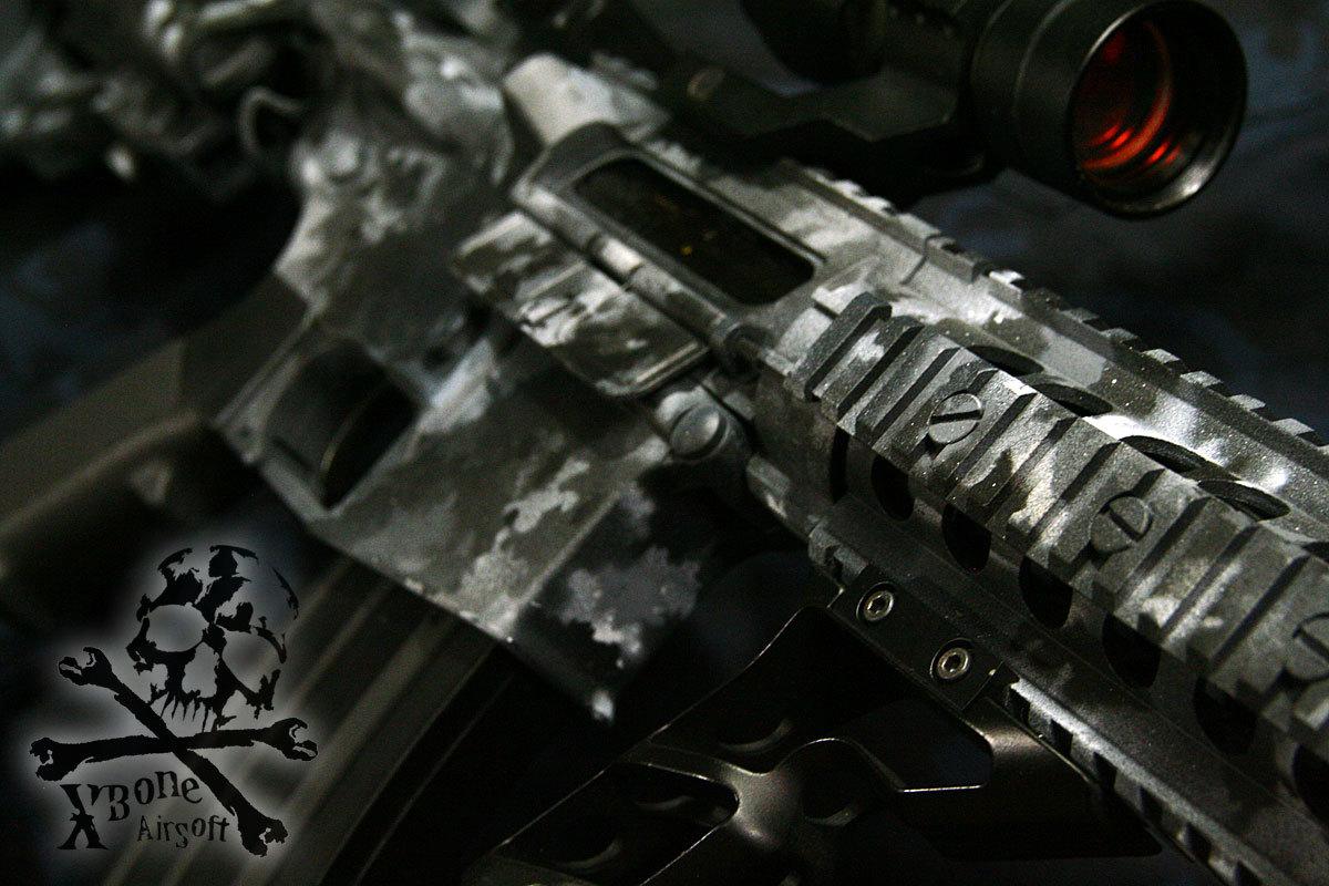 M4 URX A-TACS LE