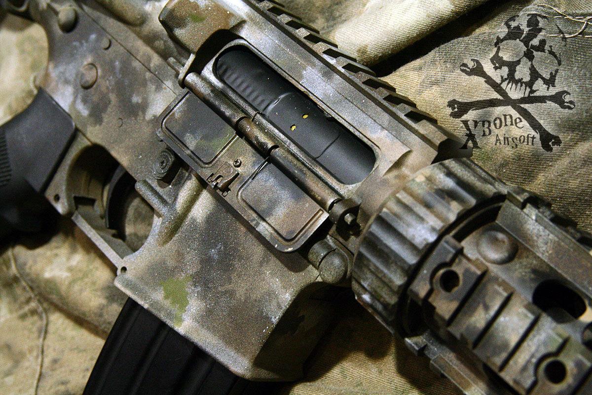 M4 TANK 塗装