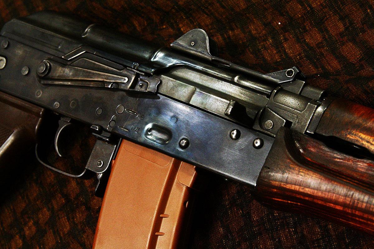 E&L AKS74U クリンコフ