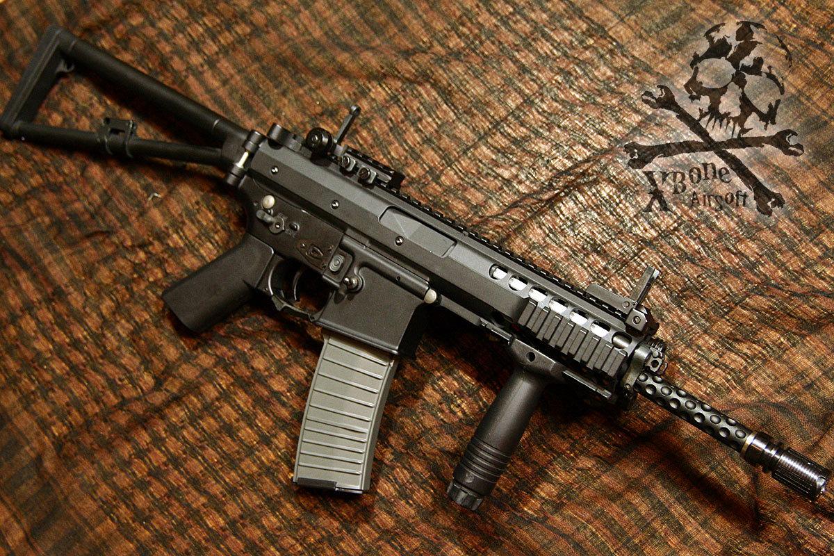 M4 KAC カスタム