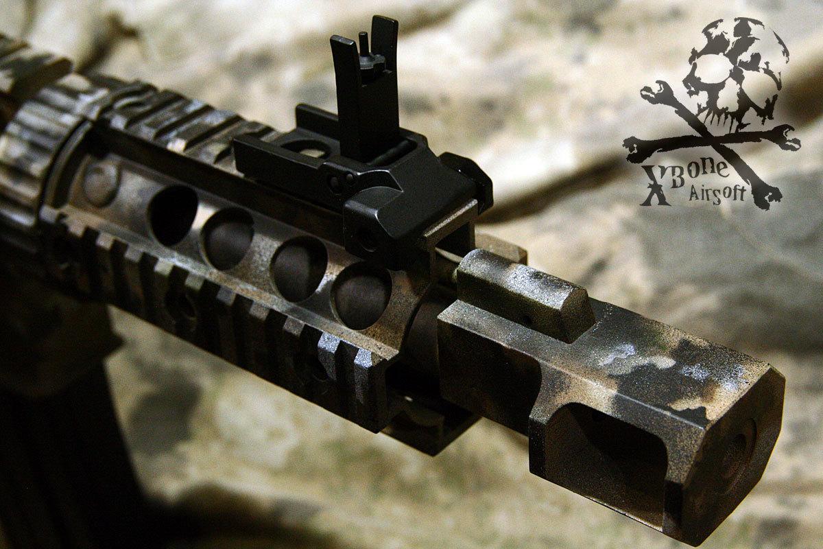 M4 ショートバレル