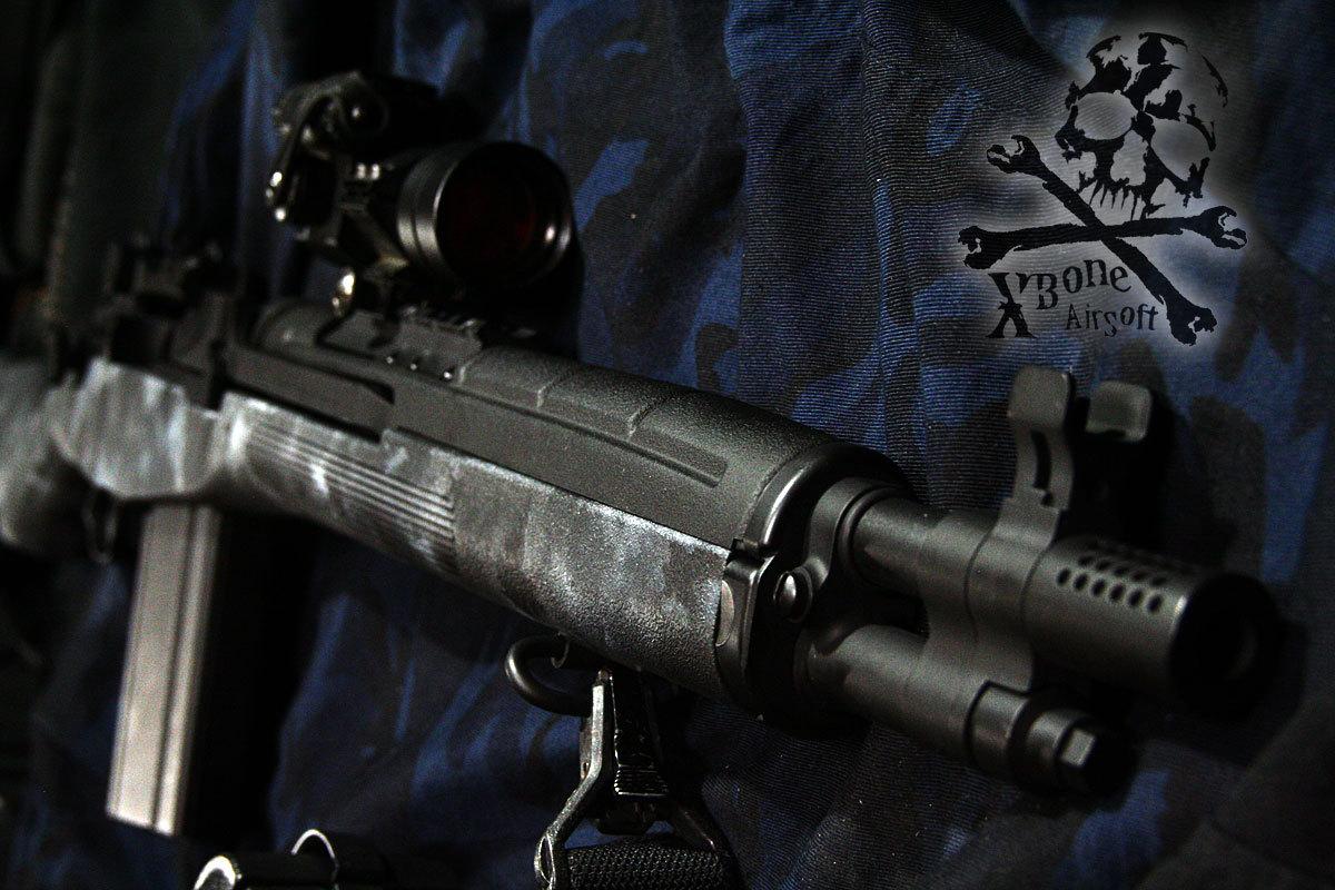 M14 A-TACS SOCOM