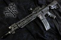 クリプテック タイフォン 塗装済の M4 をヤフオク出品中!