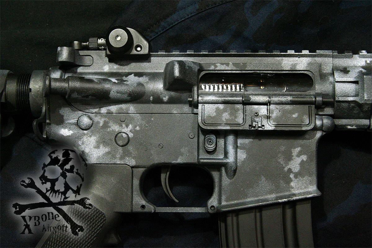 M4 電動ガン フルメタル