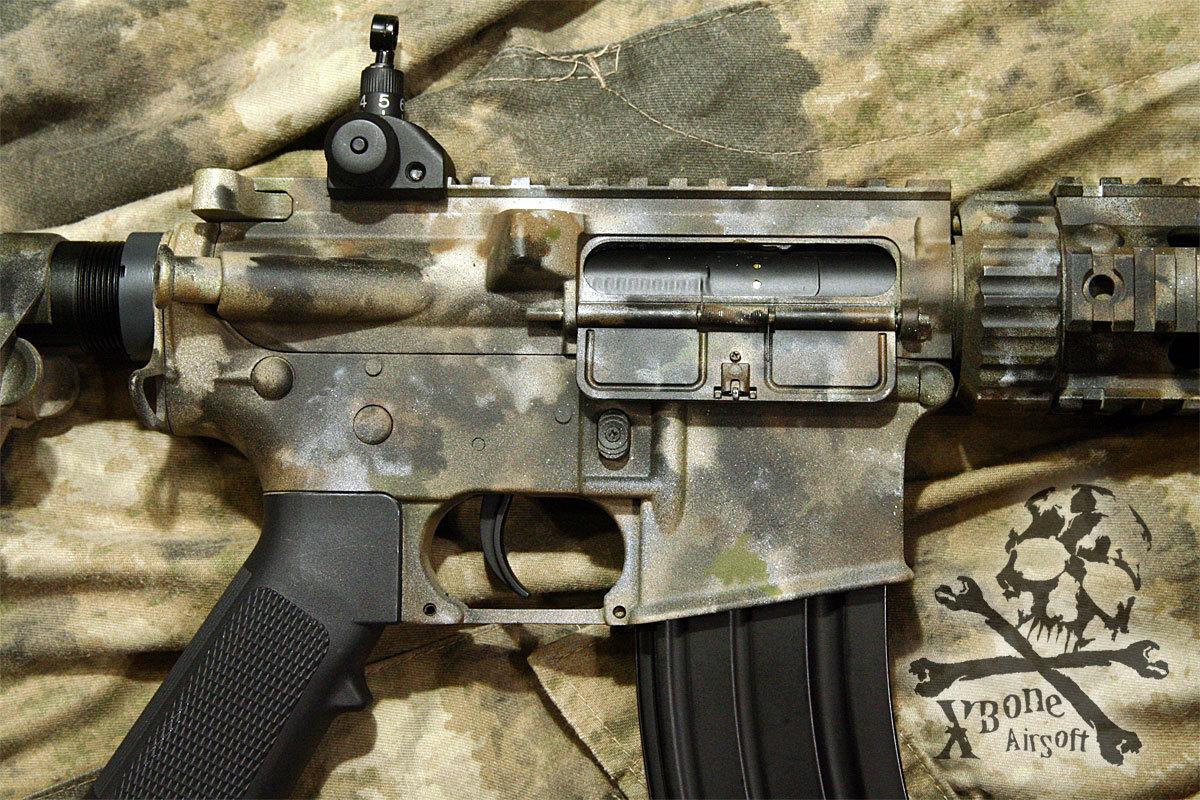 M4 ハイダー