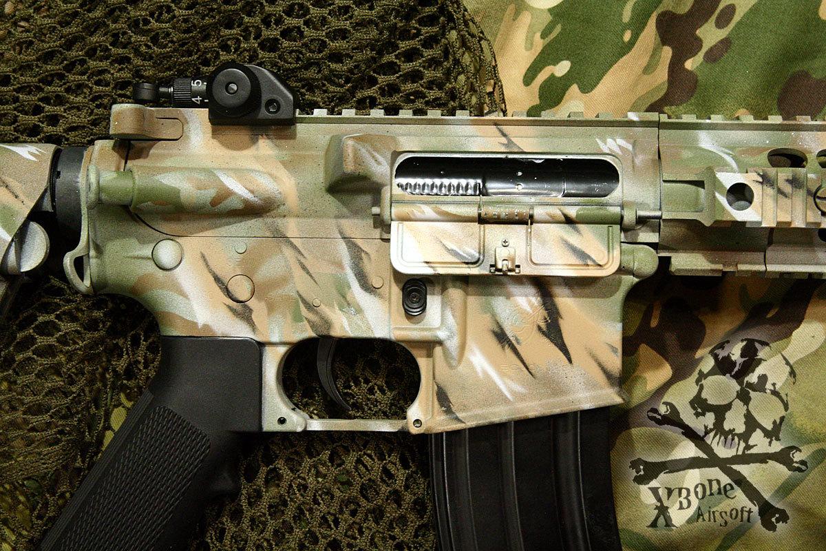 M4 マルチカム