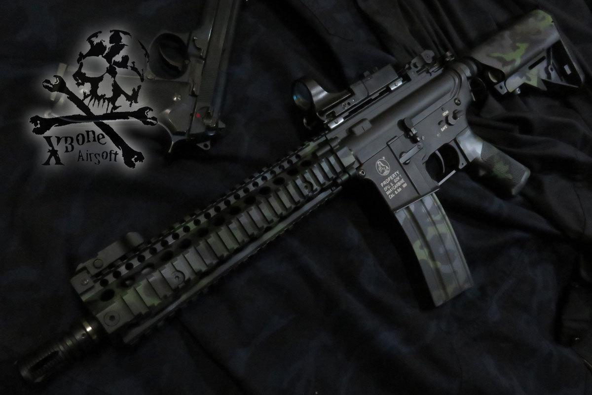 Daniel Defense Mk18 RISⅡ