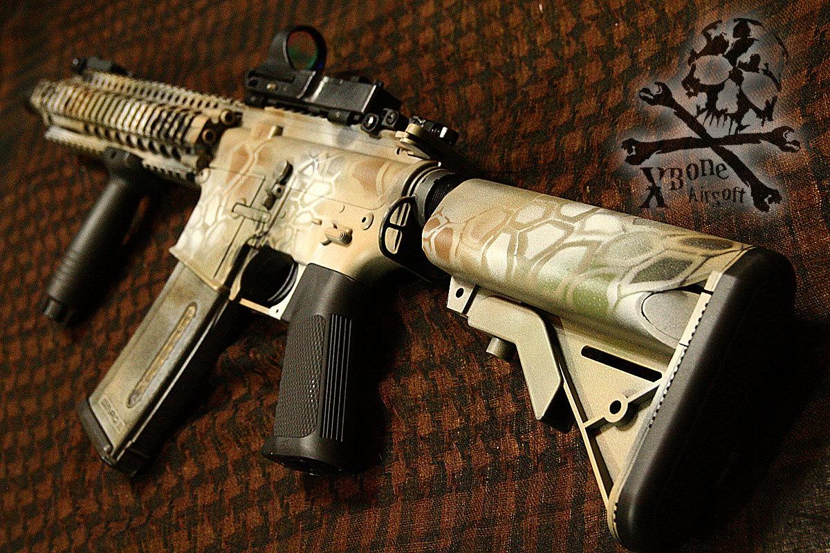 Mk18Mod1 Seals Daniel Defense
