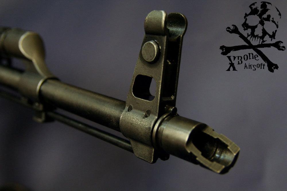 E&L製 AKM フラッシュハイダー