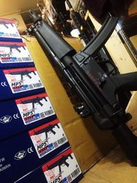 【再入荷】BOLT製 MP5