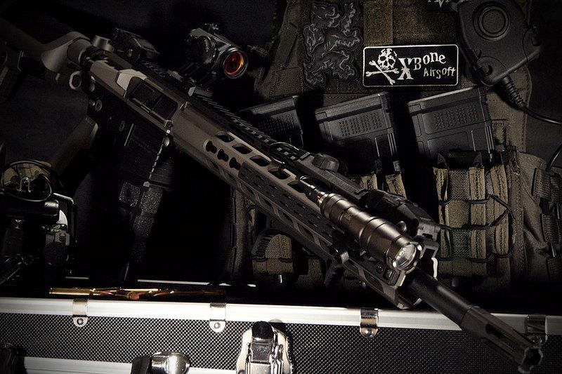 KRYTAC Mk2 SPR