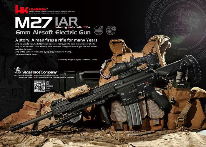 M27 IAR VFC