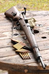 【発射!】Mauser Kar98K(7.92mmMauser)【動画】