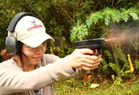 最高に迫力のあるグアム野外射撃です!