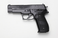 <SIG P226>常連様の美事なガンさばき!<CQBグアムGun図鑑>