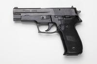 <SIG P226/中期型>常連様の美事なガンさばき!<CQBグアムGun図鑑>
