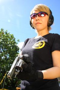 <Smith & Wesson>じっくり楽しむリボルバー<M-15/.38スペシャル>