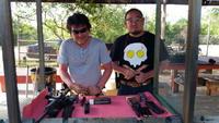 <Glock>男たちの午後<Beretta><M4>