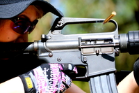 M4撃つならCQB GUAM!<火の玉射爆>
